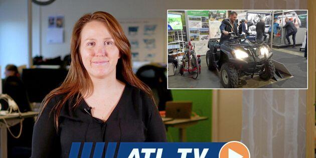 ATL TV Nyheter: Ogräset frodas i värmen