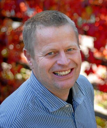 Niels Andresen, verksamhetsledare för Ekologiska Lantbrukarna