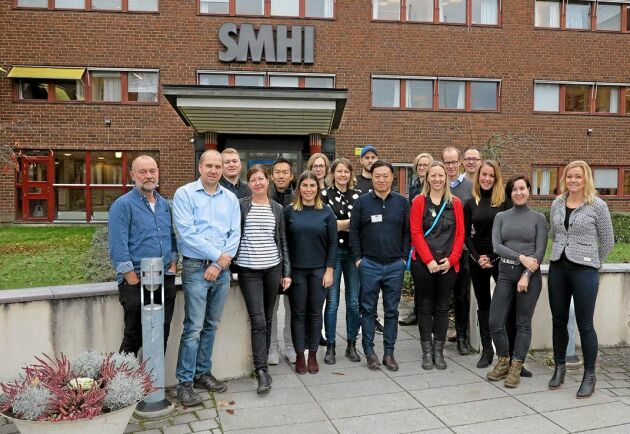 SMHI och LRF Media samarbetar på Väder.se