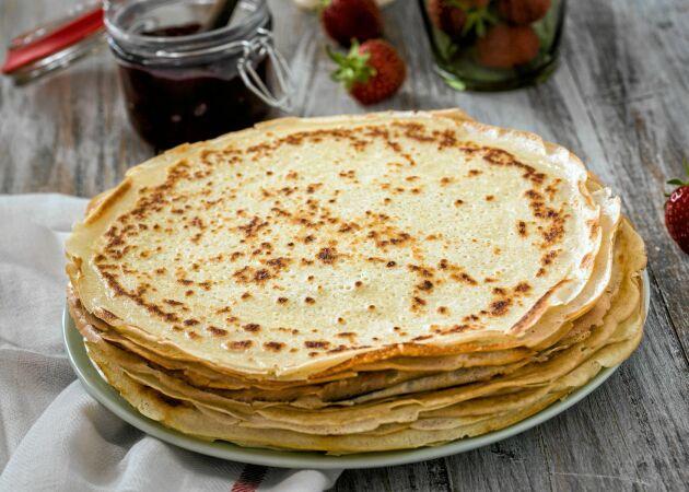 Fixa frasiga pannkakskanter – alla knepen får du här