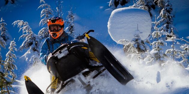Utbildning för snöskoterförare ska stoppa lavinolyckor