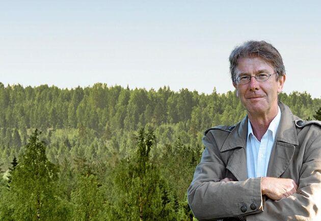 Det är djupt oroande att till exempel EU vill betrakta växande träd enbart som kolfällor, skriver Pär Fornling.
