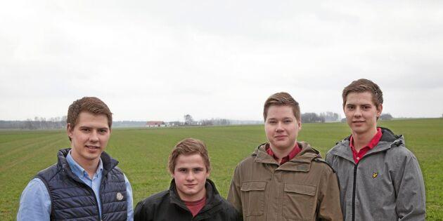 Tonåringarnas idé sparar tid och bränsle