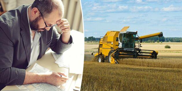 Jordbruksverket lättar på regler om stödpengar