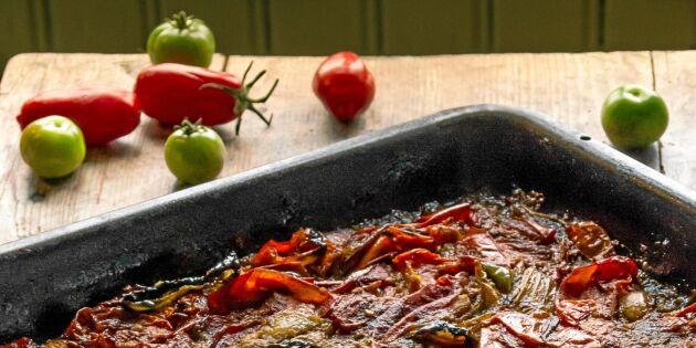 Saras smarta knep – så gör du med överblivna grönsaker