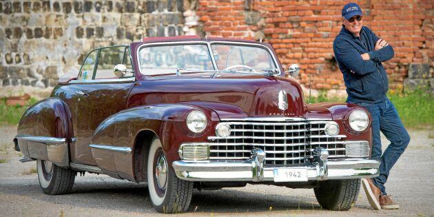 Christers Cadillac är en av endast nio – i hela världen