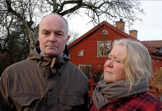 Magnus och Katarina Molitor.