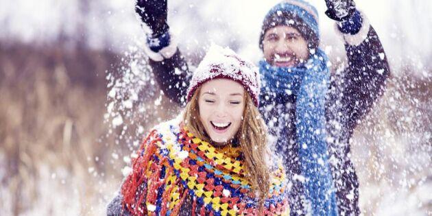 6 superroliga saker du kan göra när det är kallt!