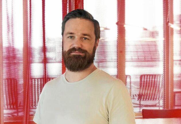 Daniel Mars, kundsäkerhetschef på Blocket.