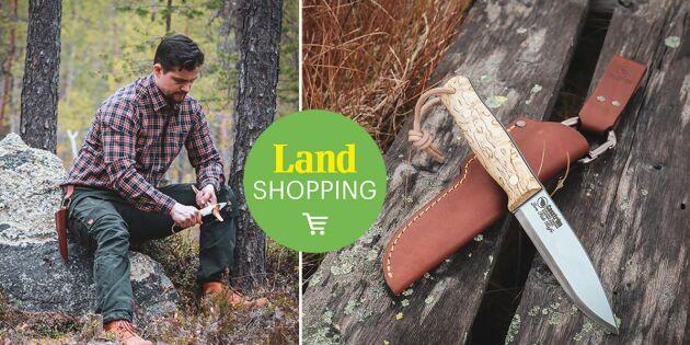 Casströms knivar – den enda kniv du behöver i skogen