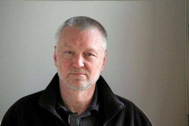 Kent Claesson, skogvaktare i Borås kommun.