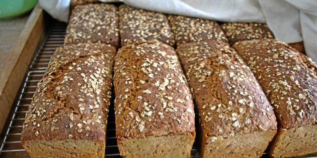 Därför satsar bagerierna på kulturspannmål