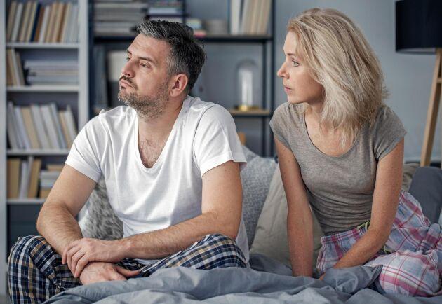 De flesta par bråkar om samma saker. Allt från sex till städning.