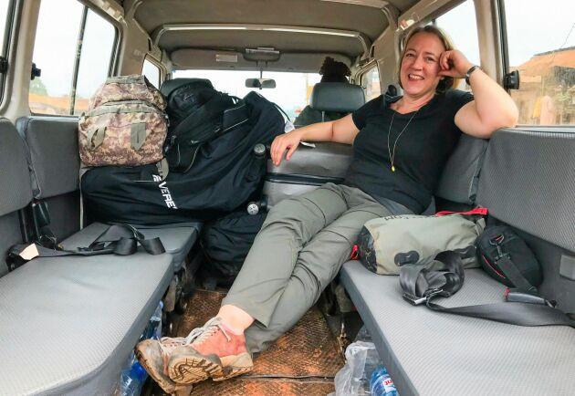 Julia Young, chef för Global Forest Sector Transformation på WWF.
