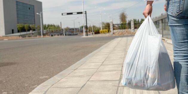 Succé för plastkampanjen! Äntligen väljer svenskarna bort miljöboven