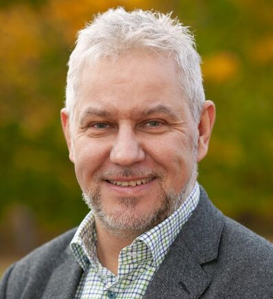 Ulrik Abelsson, skogsexpert.