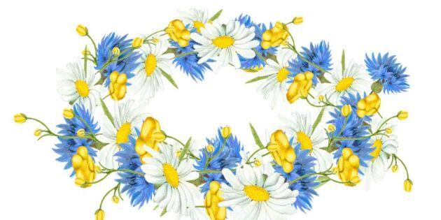 Bind finaste blomkransen i bara 5 steg!