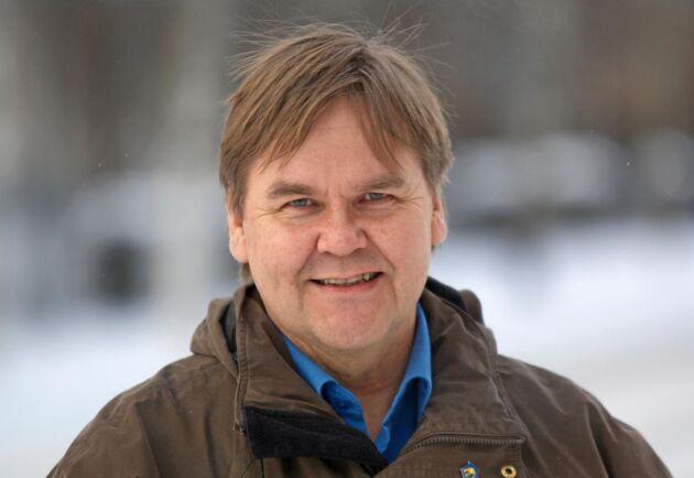 – Det är ju svårt för en kommun, som inte äger frågan, att folkomrösta om det, säger Björn Jonsson.