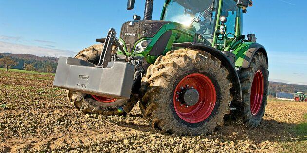 Varannan traktor en Agco bland topplaceringarna