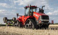 Mer teknologi i Case IH:s nya traktorjättar