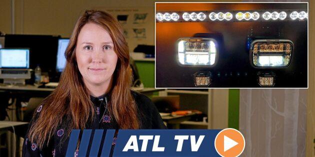 ATL TV: Bättre sikt med uppkopplade ljus
