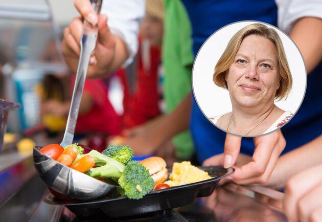 I skolmatsalarna i Frankrikes tredje största stad, Lyon, serveras inte längre kött, skriver Lena Johansson.