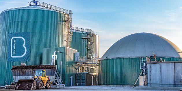 """""""Dags att fatta långsiktiga beslut om biogasen"""""""