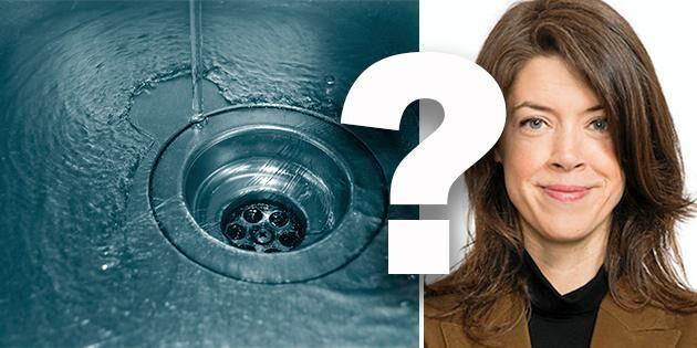 Kan jag undvika kommunalt vatten och avlopp?
