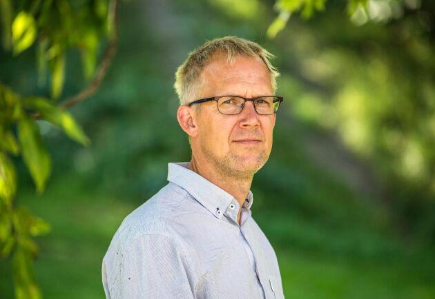 Gunnar Lindén, naturvårdsexpert hos LRF Skogsägarna.