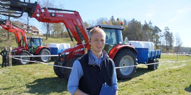 Här är vinnarna av traktor-SM