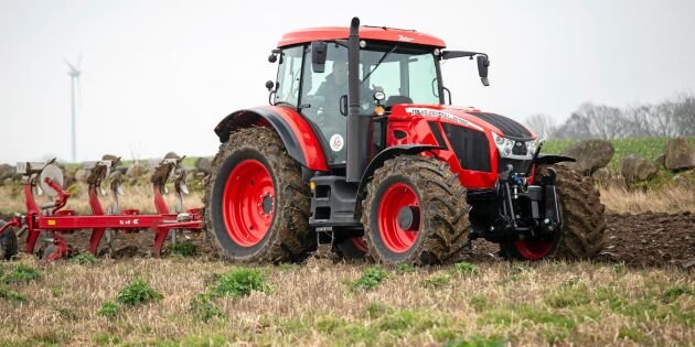 Zetor Crystal HD 170 – enkel och gedigen traktor