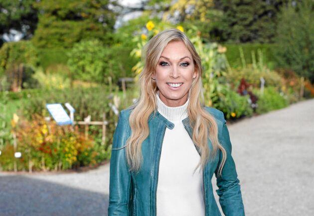 Linda Lindorff har blivit något av en kärleksexpert efter alla säsonger med Bonde söker fru.