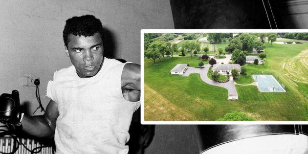 Muhammad Alis gård till salu