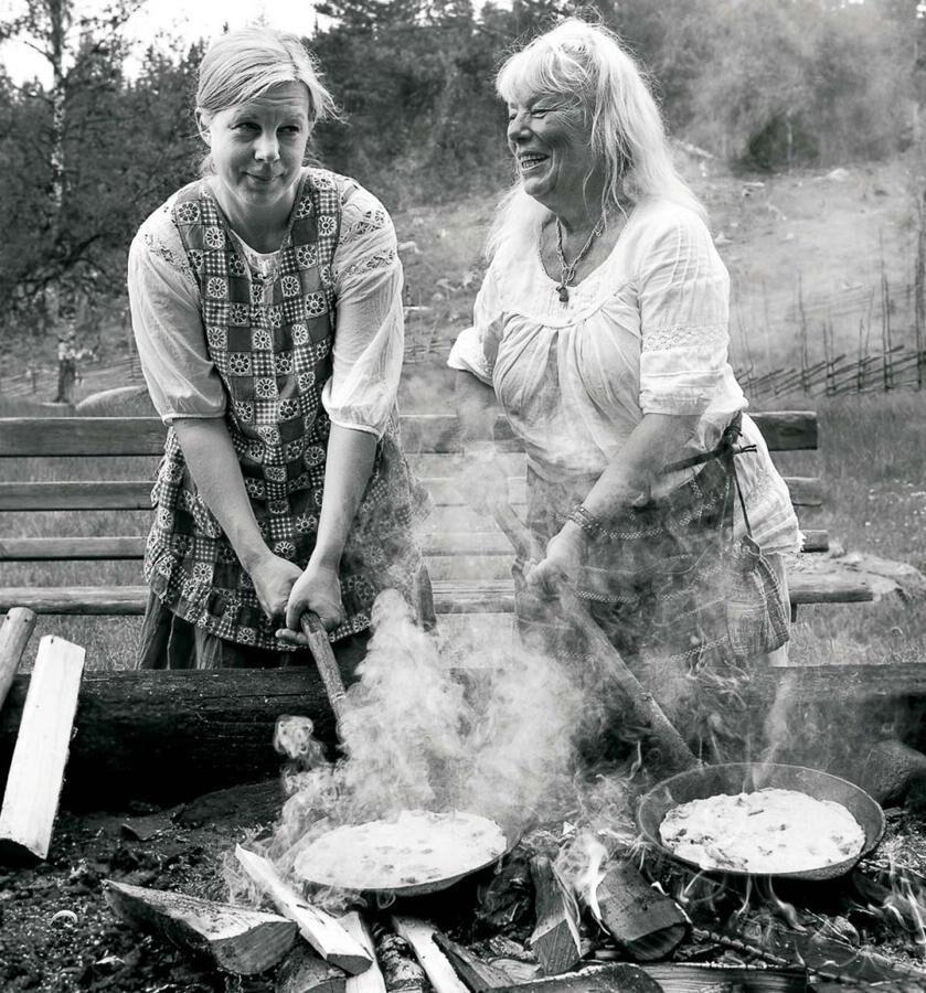Land.se skriver om Eva Justins och Kristina Nilssons magiska kolbullar.
