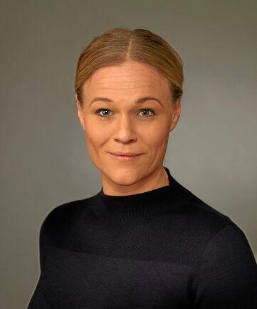 Emma Pålsson, marknadsdirektör på Findus.