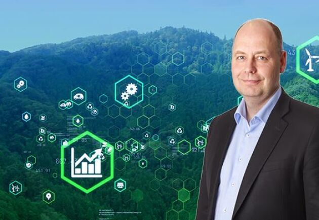 Torgny Persson, forsknings- och innovationsdirektör, Skogsindustrierna.