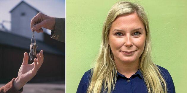 """Ägarskifte på var tredje gård: """"Vi vill underlätta"""""""