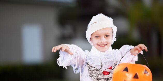 5 läbbiga lekar som lyfter Halloweenfesten