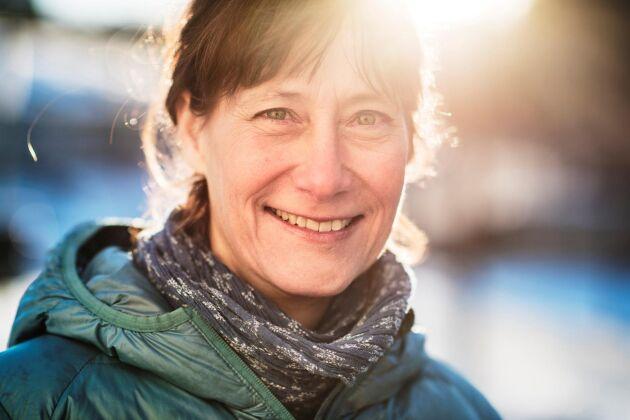 Lena Sammeli, hållbarhetschef vid Sveaskog.