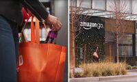 Amazon öppnar ny butik – helt utan kassor