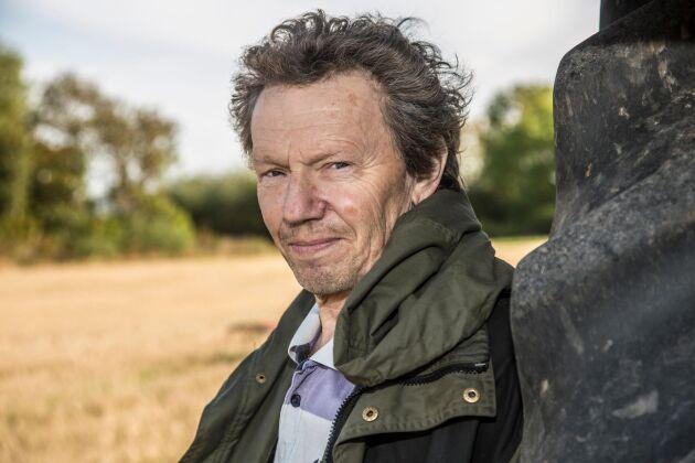 Björn Folkesson, lantbrukare, spannmålsodlare och råvaruexpert