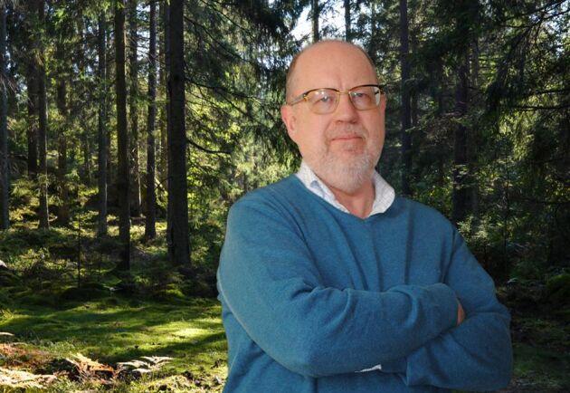 Vet du eller staten bäst hur skogen på din mark ska skötas, frågar Knut Persson.