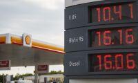 Dieselskatten kan vara på väg ner