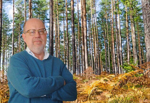 Osäkerheten är just nu stor för skogsägarna, skriver Land Skogsbruks Knut Persson.