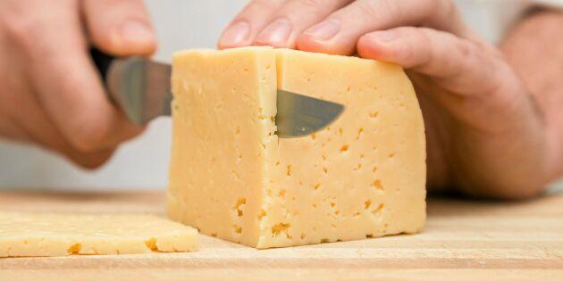 Glädjebeskedet! Snart kommer det ost från Boxholm igen