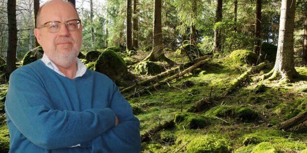 """""""Nya smarta metoder behövs för skogens miljömål"""""""