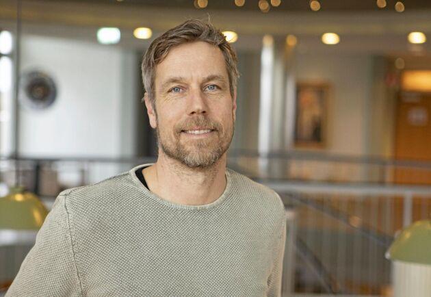 – Blir det varmt i nästa vecka är de igång igen, säger Henrik Holmberg, om angreppen av granbarkborre som hittills ligger i nivå med bästascenariot.