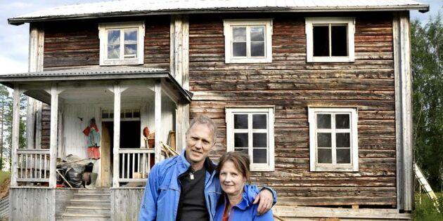 """""""Varje räddat ödehus är en seger för landsbygden"""""""