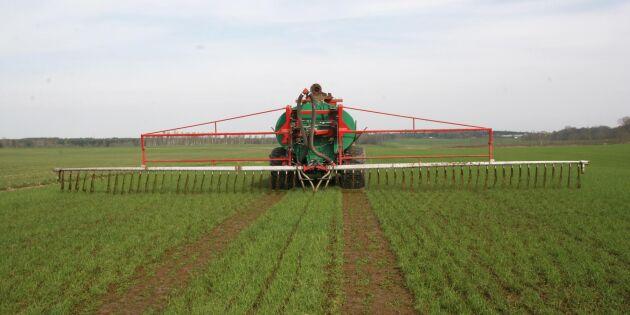 Mer konkurrens önskas på gödselmarknaden