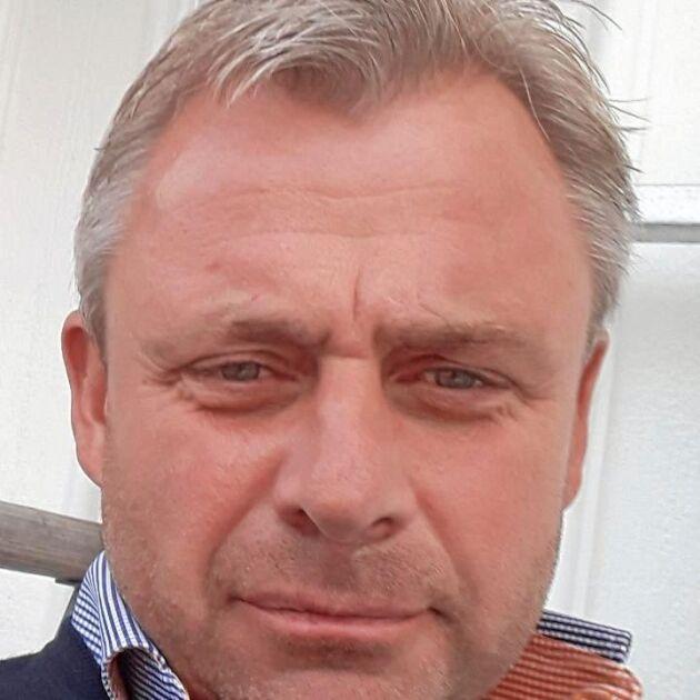 Thomas Seleskog på FTG Forest.
